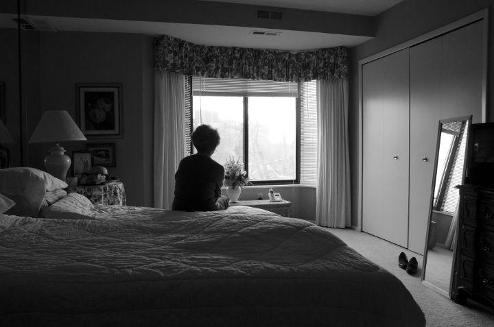 مرضی حاصل تنهایی