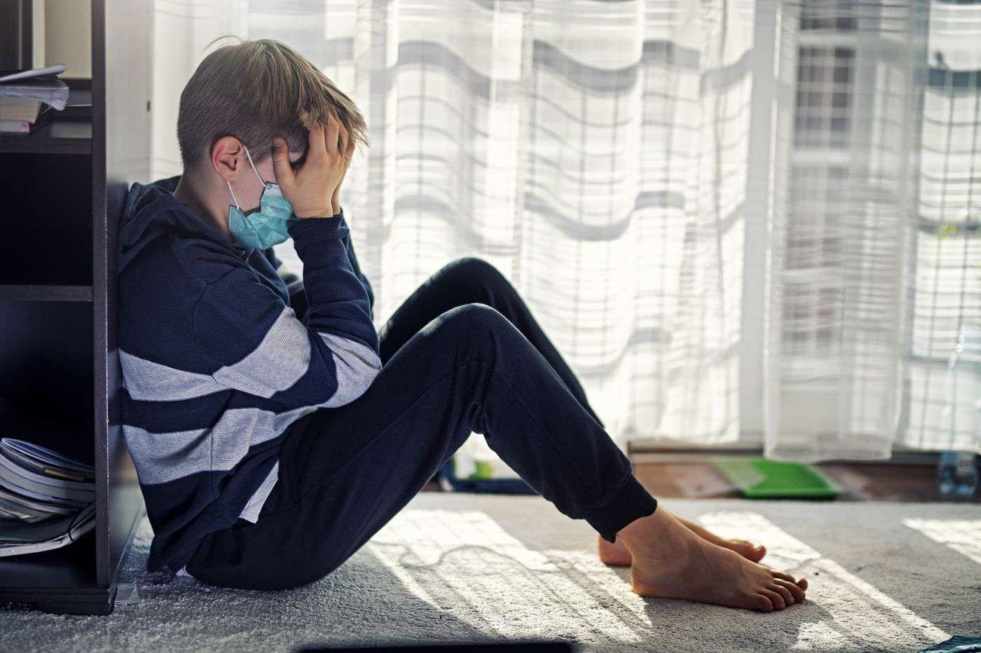 کنترل اضطراب فرزندان در دوران قرنطینه